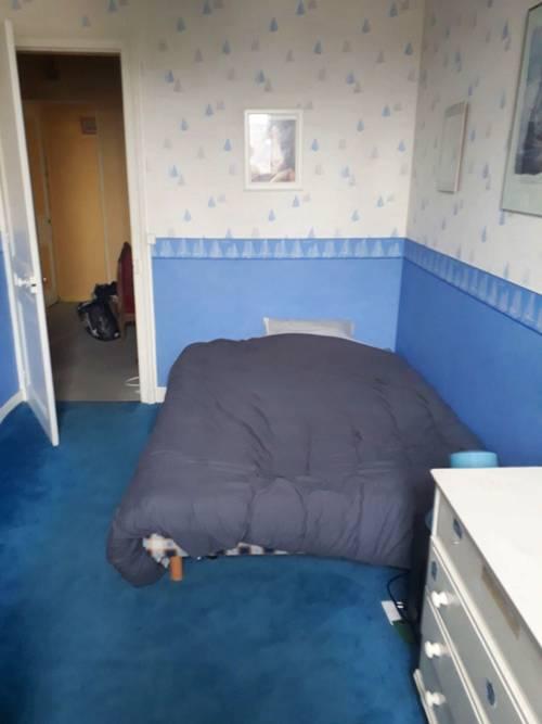 Loue chambre d'étudiant - 12m², Rouen (76)