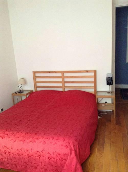 Loue chambre dans appartement Asnières sur Seine (92) - 15m²