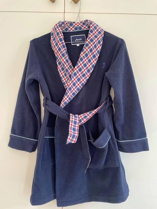 Robe de chambre garçon 10ans Jacadi