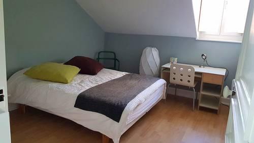 Loue chambre chez l'habitant Nancy