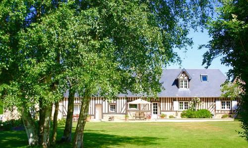Chambre d'hôtes à Deauville 13couchages - Bonneville-sur-Touques (14800)