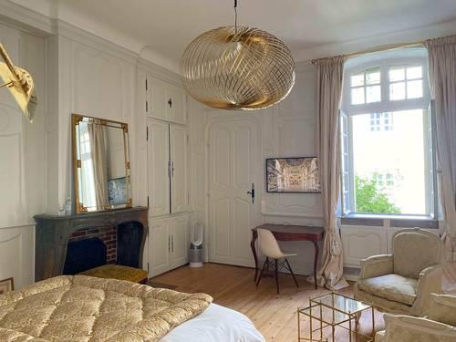 Chambre d'hôtes de charme dans hôtel particulier XVIIIème - 2couchages