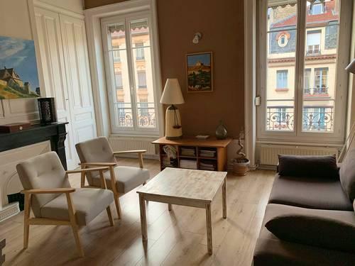 Loue chambre dans colocation à deux – Charpennes, Villeurbanne (69)