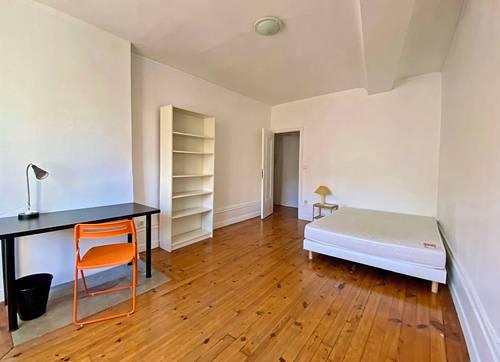 Chambre à louer dans colocation étudiante à Saint-Etienne