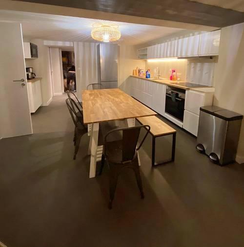 Propose chambre en maison de colocation - Rennes (35)
