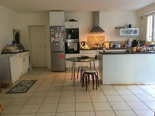 Loue chambre dans maison des proprios - 1chambre, 9m²