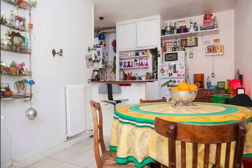 Loue chambre meublée dans colocation Paris 18ème