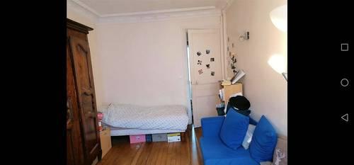 Sous loue chambre meublée Paris 15ème