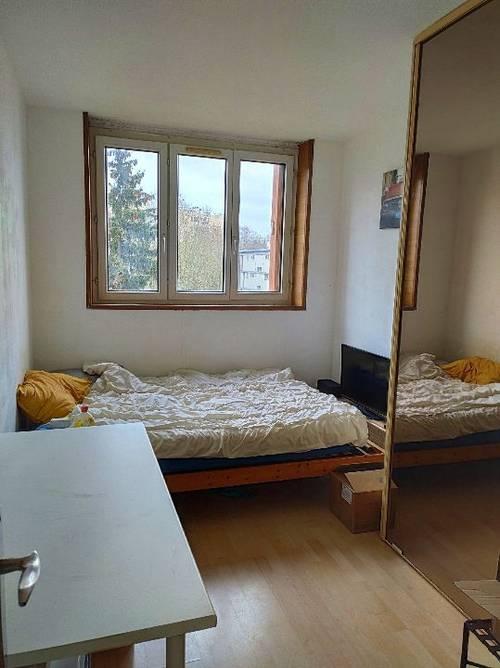 Loue chambre dans colocation non meublée 10m² - Antony (92) proche parcs Heller et Sceaux