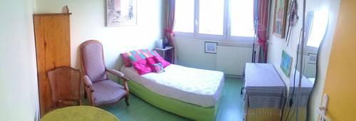 Loue chambre de 10m² à Paris 13ème