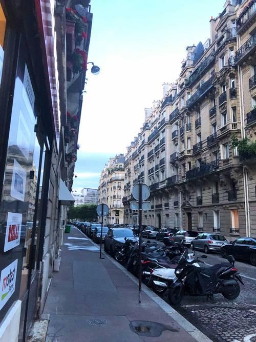 Chambre 10m² Paris 15
