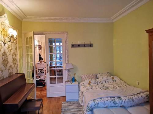 Loue chambre de 15m² à Paris centre. Métro Bonne Nouvelle