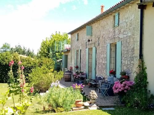 Chambre d'hôte / maison à louer à 20min de Saint-Emilion 8couchages (33)