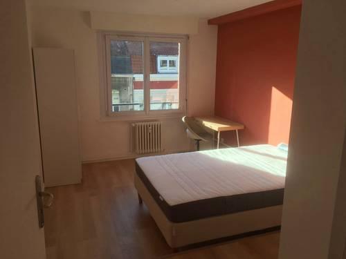 Loue 5chambres meublées colocation à Lille (59) - Etat neuf - Appartement 108m²