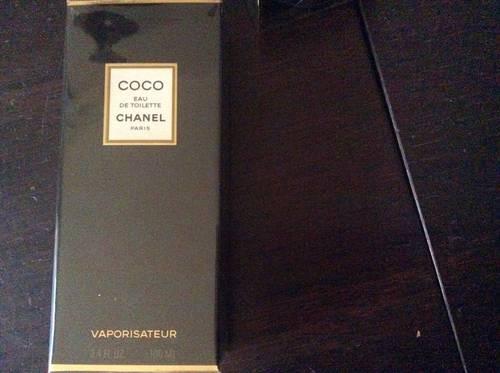 Chanel Coco eau de toilette vaporisateur 100ml
