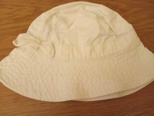 Chapeau neuf Jacadi blanc tour de tête 55