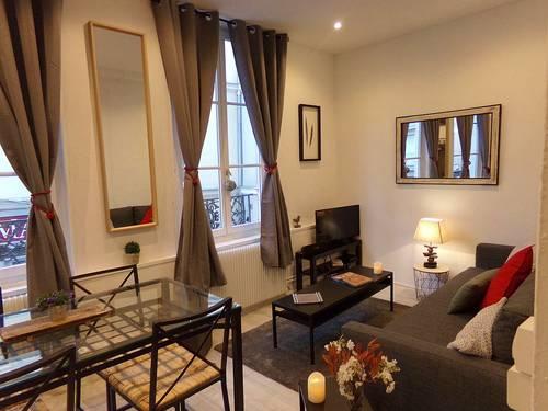Loue charmant appartement, hypercentre de Rouen 4couchages