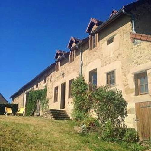 Loue charmante ferme rénovée en Bourgogne: 10couchages