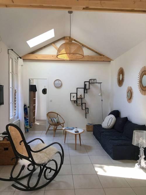 Loue charmante villa 6couchages, proche plage PEREIRE Arcachon