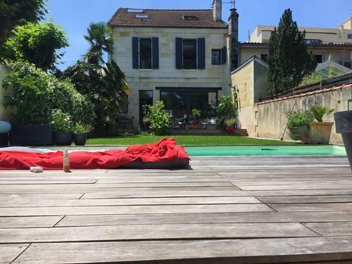 Loue maison en plein cœur de Bordeaux 9couchages - 5chambres