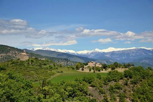 Gîte de charme 5à 8personnes dans hameau privé en Haute Provence, Aiglun (04)