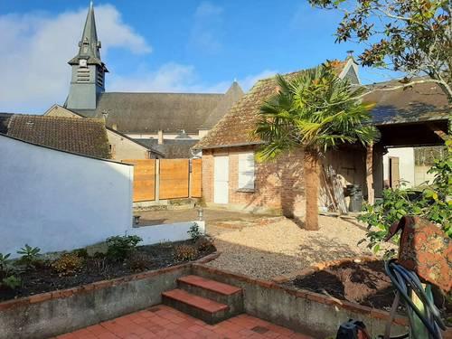 Chambre d'hôte ou gîte de 2à 12personne en Sologne à Nançay (18)