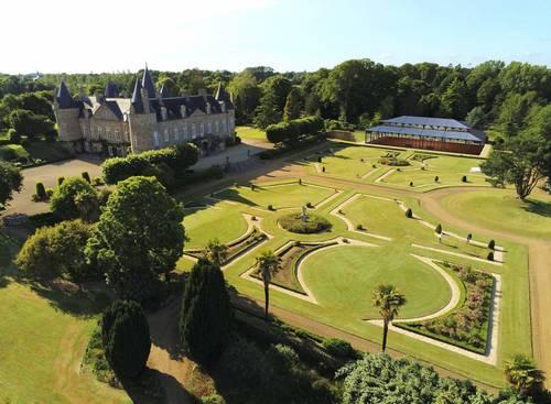 Propose organisation d'événements privés ou professionnels au Château de Kergrist (44)