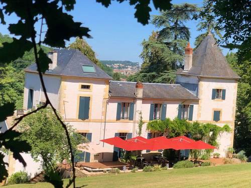Loue Chateau Périgueux 16couchages