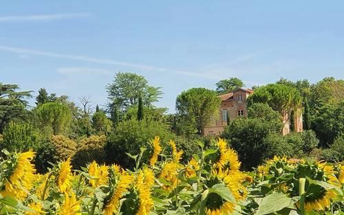 Loue gîte Château Sud, à côté de Toulouse, Cessales (31) 10couchages sur 4chambres