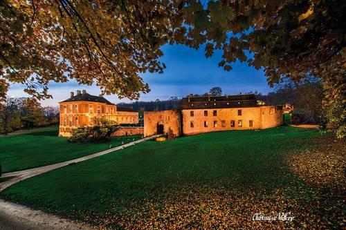 Loue Château de Vallery pour réceptions - Vallery (89)