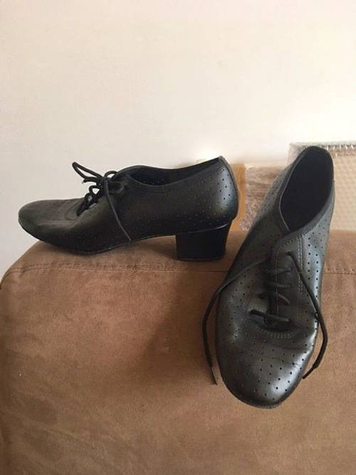 Chaussures danse salon pointure 39peu portées