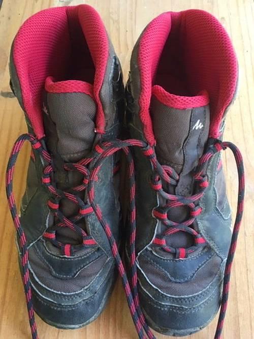 Chaussures de marche Decathlon pointure 36