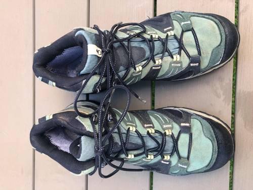 Chaussures de marche -femme - Salomon - 411/3