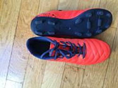 Chaussures de foot - Taille 35/36