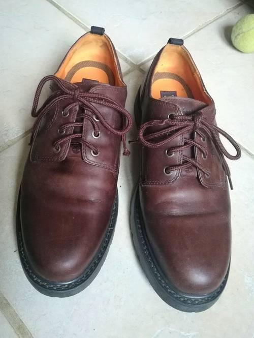 Vends chaussures Timberland taille 45très bon état