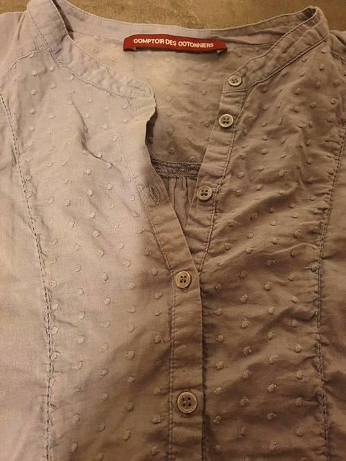 Chemise manches courtes Comptoir des Cotonniers - 38/ 40