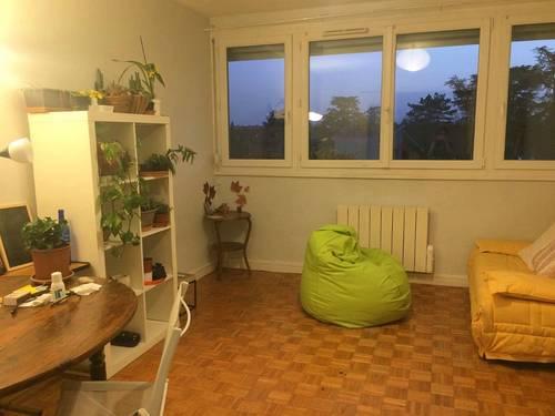 Cherche coloc dans super appartement très calme très clair Lyon 5ème