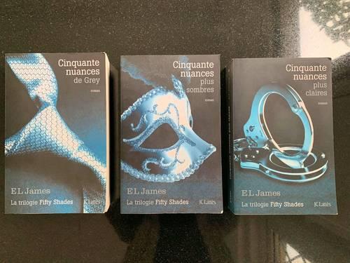Cinquante nuances de Grey (trilogie - broché)