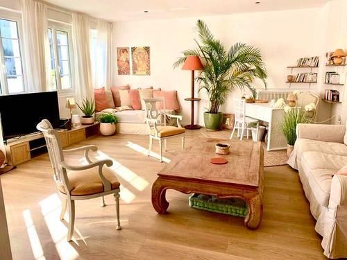 Loue appartement 92m² T4à 5min à pied golf et plage, Biarritz (64)