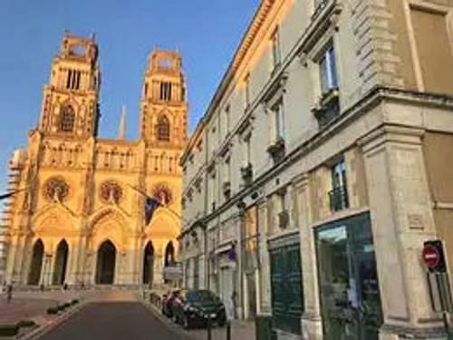Loue beau F1de 24m² - cœur de ville d'Orléans
