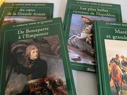 Collection La Glorieuse Epopée de Napoleon