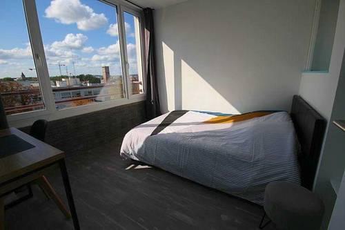 Propose colocation de 67m² dans un appartement à Lille (59)