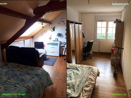 Propose 1chambre dans colocation dans une maison à Hellemmes - Lille