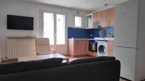 Propose colocation 3personnes dans appartement rénové 67m² Joseph Vallier - Grenoble (38)