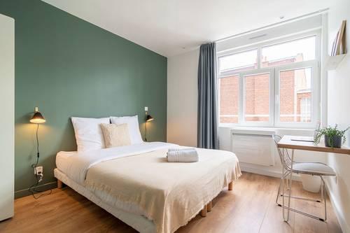 7chambres à louer meublées pour colocation à Lille-Lomme Bourg (59)