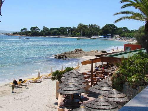 Loue beau F24couchages cosy tt confort, vue mer Ajaccio à 100m des plages