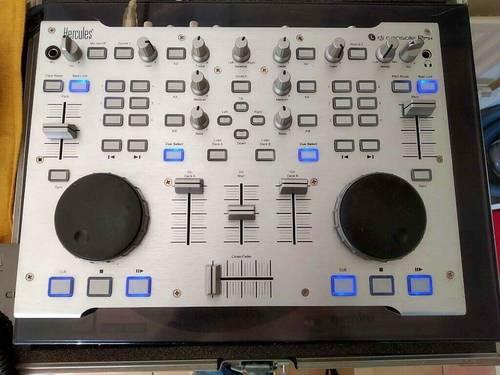 Console DJ pour PC ou MAC