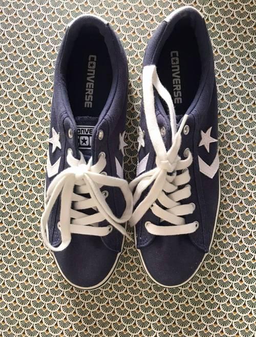 Converse Cons Bleu marine - Pointure 39.5