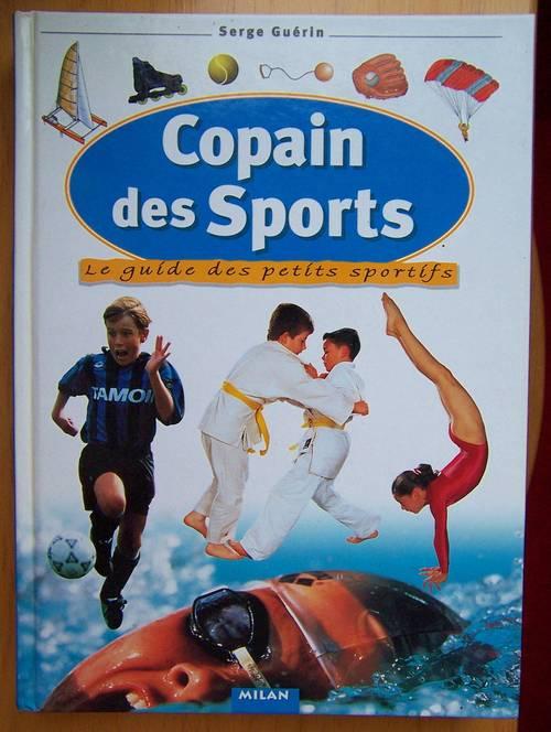 Copain des sports - Serge Guérin (bon état)