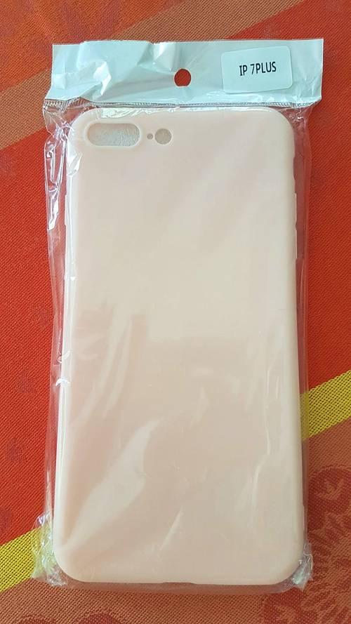 Coque I Phone 7+/8+ et protection écran